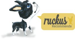 Ruckus Recommends